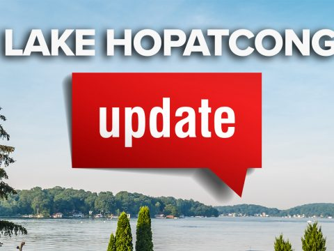 Lake Hopatcong Update