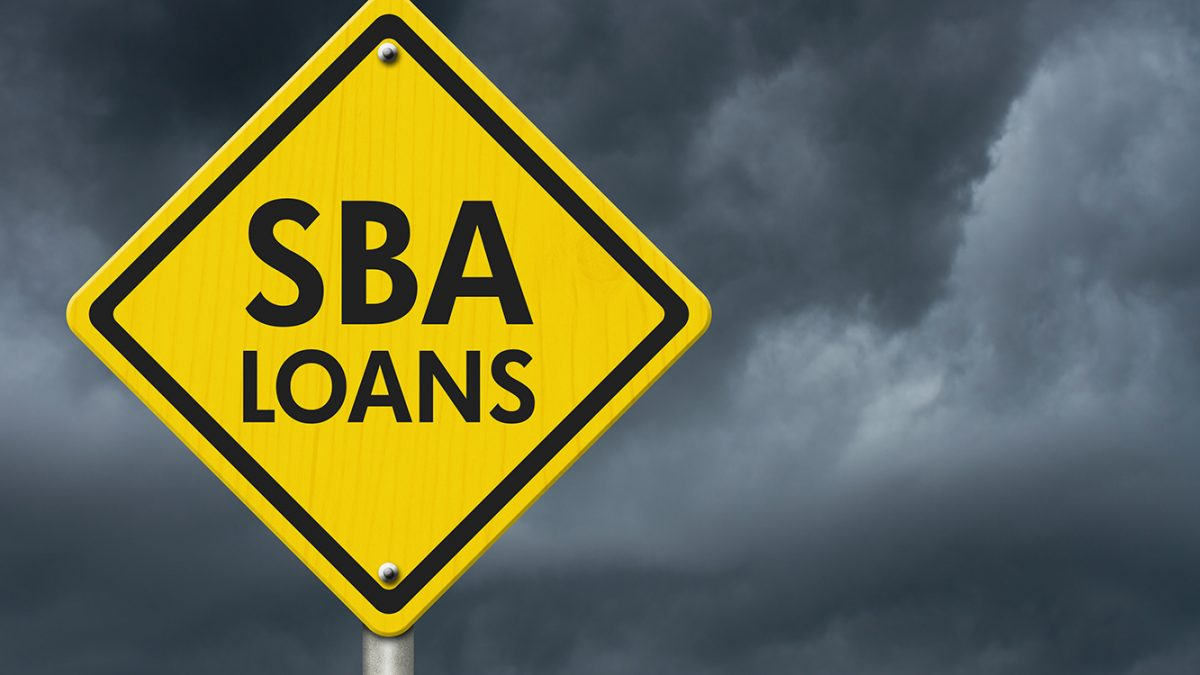 Small Business Administration Economic Injury Disaster Loans COVID-19
